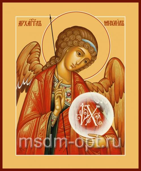 Михаил архангел, икона (арт.173)