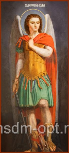 Михаил архангел, икона (арт.181)