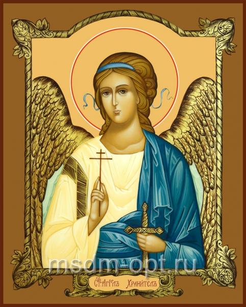 Ангел Хранитель, икона (арт.184)