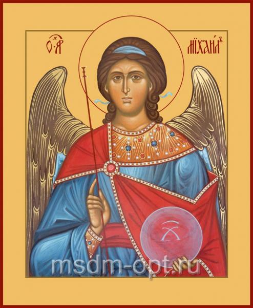 Михаил архангел, икона (арт.185)