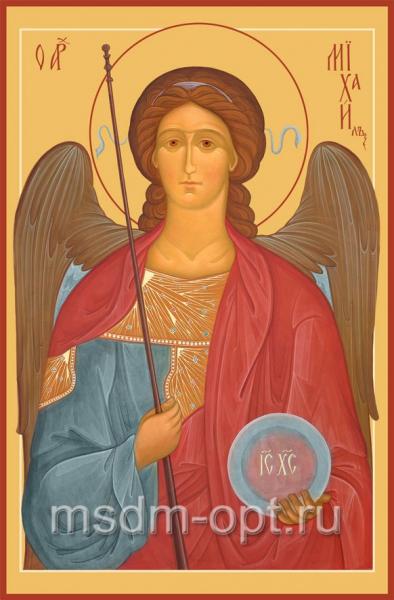 Михаил архангел, икона (арт.187)