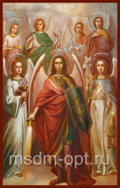 Собор Архангела Михаила, икона (арт. 192)