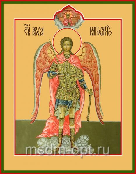 Михаил архангел, икона (арт.194)