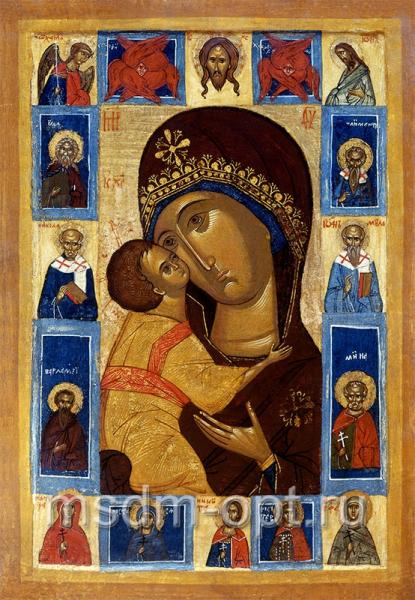 Игоревской икона Божией Матери