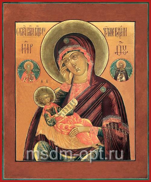 Утоли Болезни икона Божией Матери