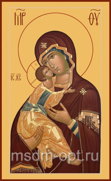 Владимирская икона Божией Матери (арт.205)
