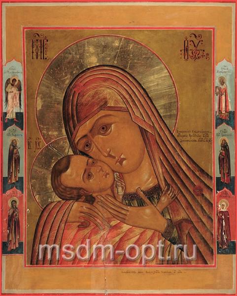 Днепровская икона Божией Матери