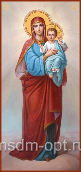 Божия Матерь, икона