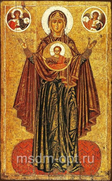 Великая Панагия икона Божией Матери (арт.02103)
