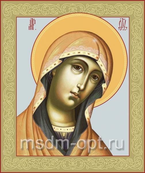 Деисусная икона Божией Матери (арт.211)