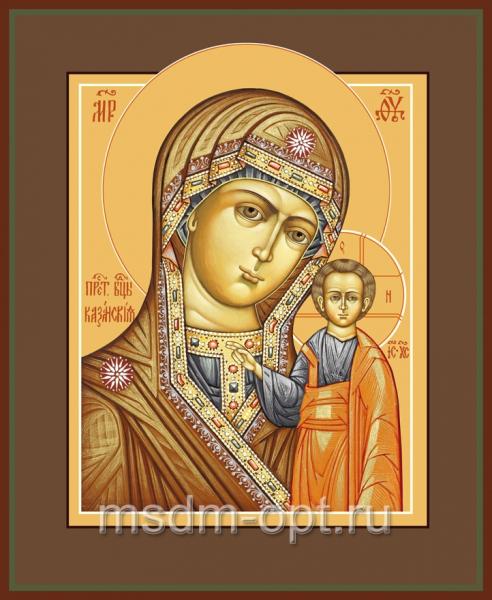 Казанская икона Божией Матери (арт.212)