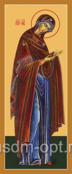 Деисусная икона Божией Матери (арт.223)