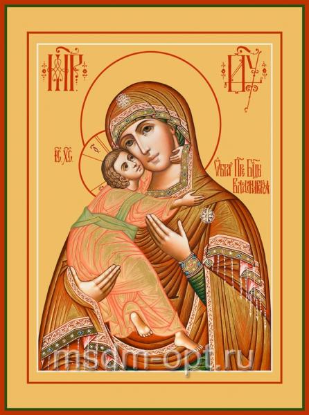 Владимирская икона Божией Матери (арт.243)