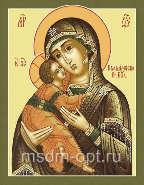 Владимирская икона Божией Матери (арт.262)