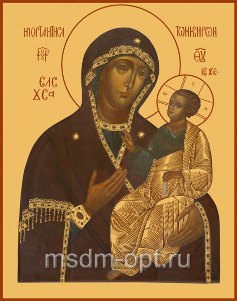 Иверская икона Божией Матери (арт.266)