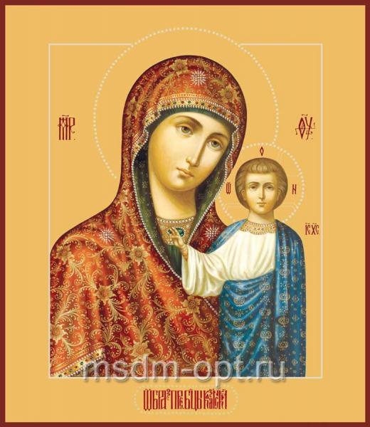 Казанская икона Божией Матери (арт.283)