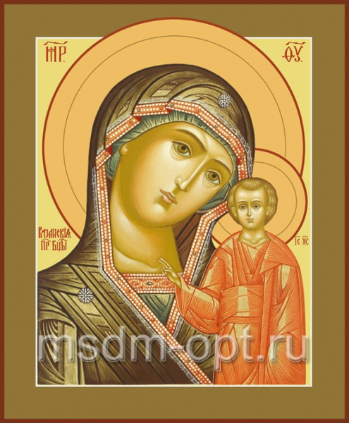 Казанская икона Божией Матери (арт.290)