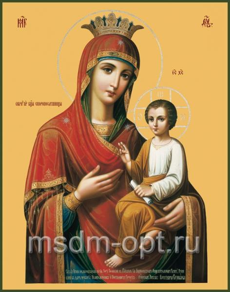 Скоропослушница икона Божией Матери (арт.291)