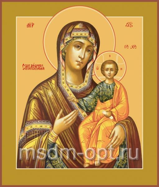 Смоленская икона Божией Матери (арт.292)