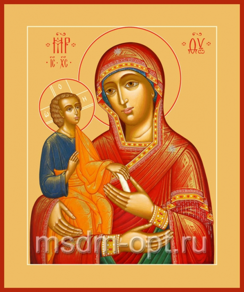 Троеручица икона Божией Матери (арт.295)