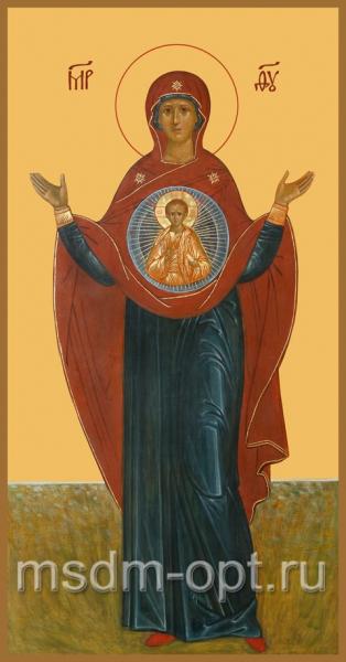 Знамение икона Божией Матери (арт.296)