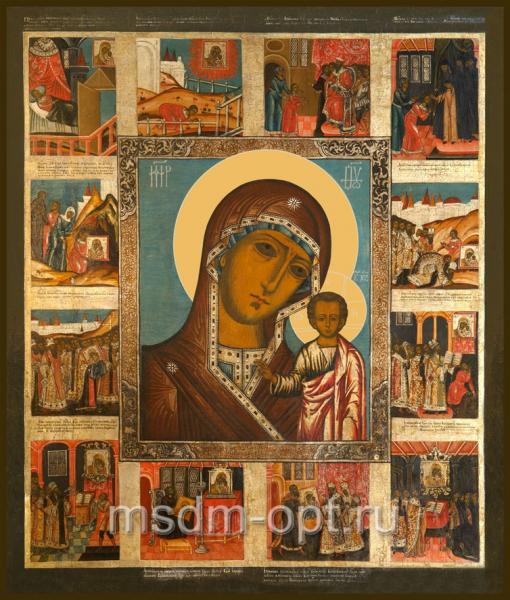 Казанская икона Божией Матери (арт.300)