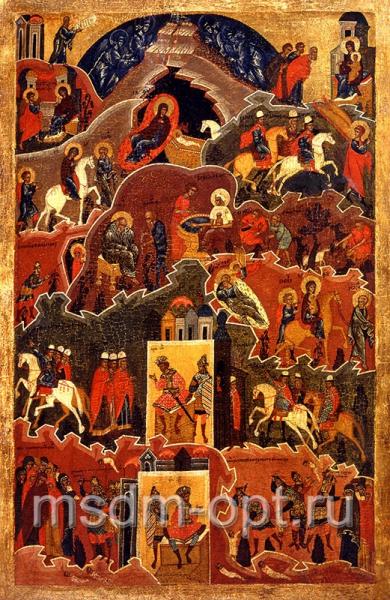 Рождество Христово, икона (арт.03009)