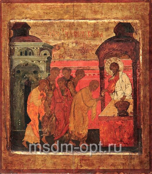 Евхаристия в Сионской горнице