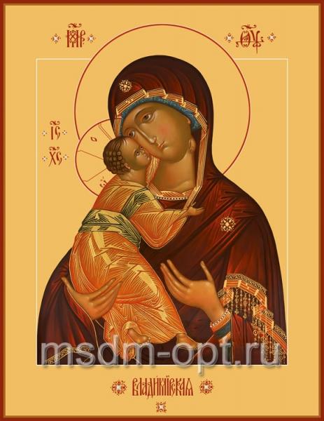 Владимирская икона Божией Матери (арт.302)