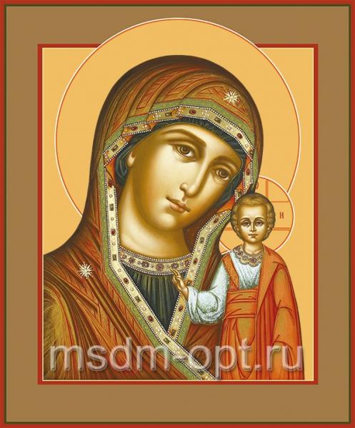 Казанская икона Божией Матери (арт.303)