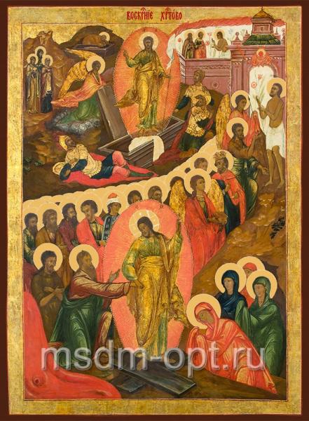 Воскресение Господне, икона (арт.3047)