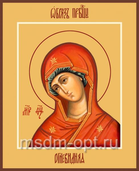 Огневидная икона Божией Матери (арт.311)
