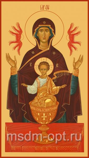 Неупиваемая Чаша икона Божией Матери (арт.312)