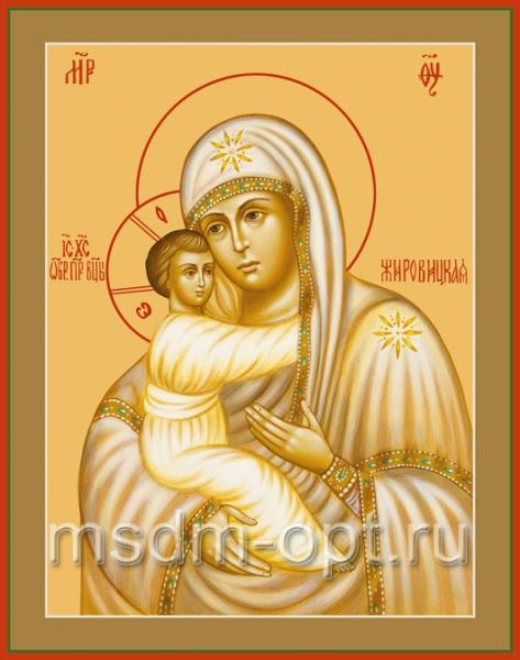 Жировицкая икона Божией Матери (арт.314)