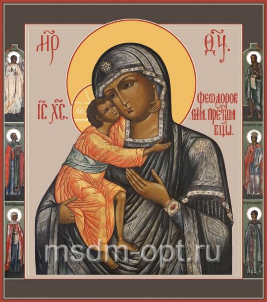 Феодоровская икона Божией Матери (арт.317)