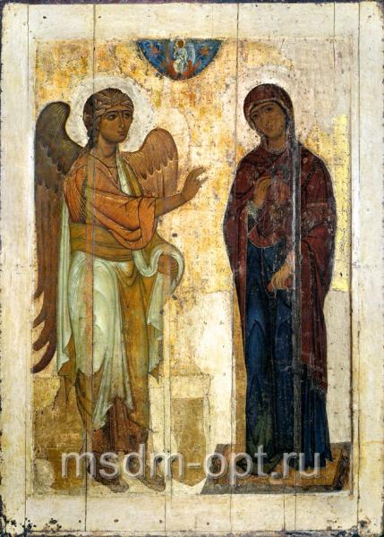 Благовещение Пресвятой Богородицы, икона