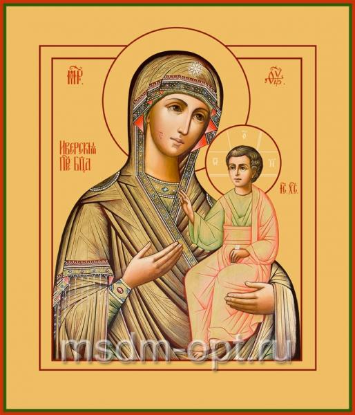 Иверская икона Божией Матери (арт.321)