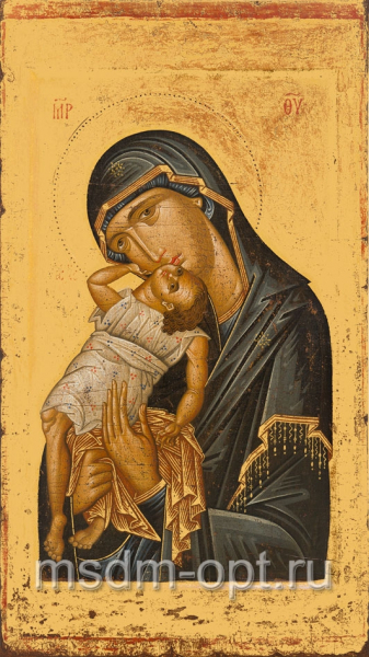 Взыграние Младенца икона Божией Матери (арт.323)