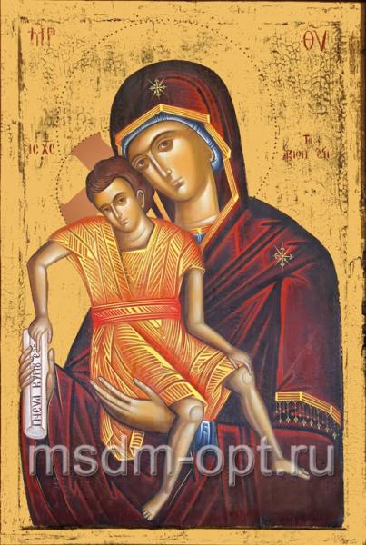 Достойно Есть (Милующая) икона Божией Матери (арт.331)