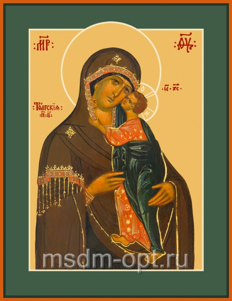 Толгская икона Божией Матери (арт.337)