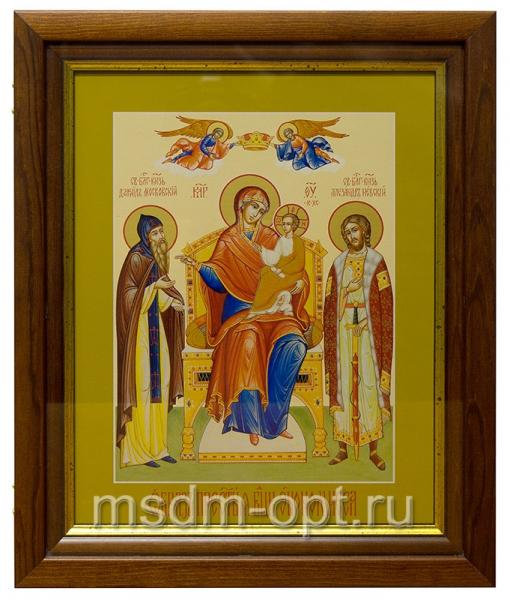 Экономисса икона Божией Матери (арт.00338)