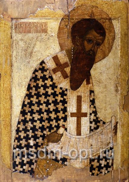 Василий Великий, архиепископ Кесарии Каппадокийской, святитель, икона (код.3403)