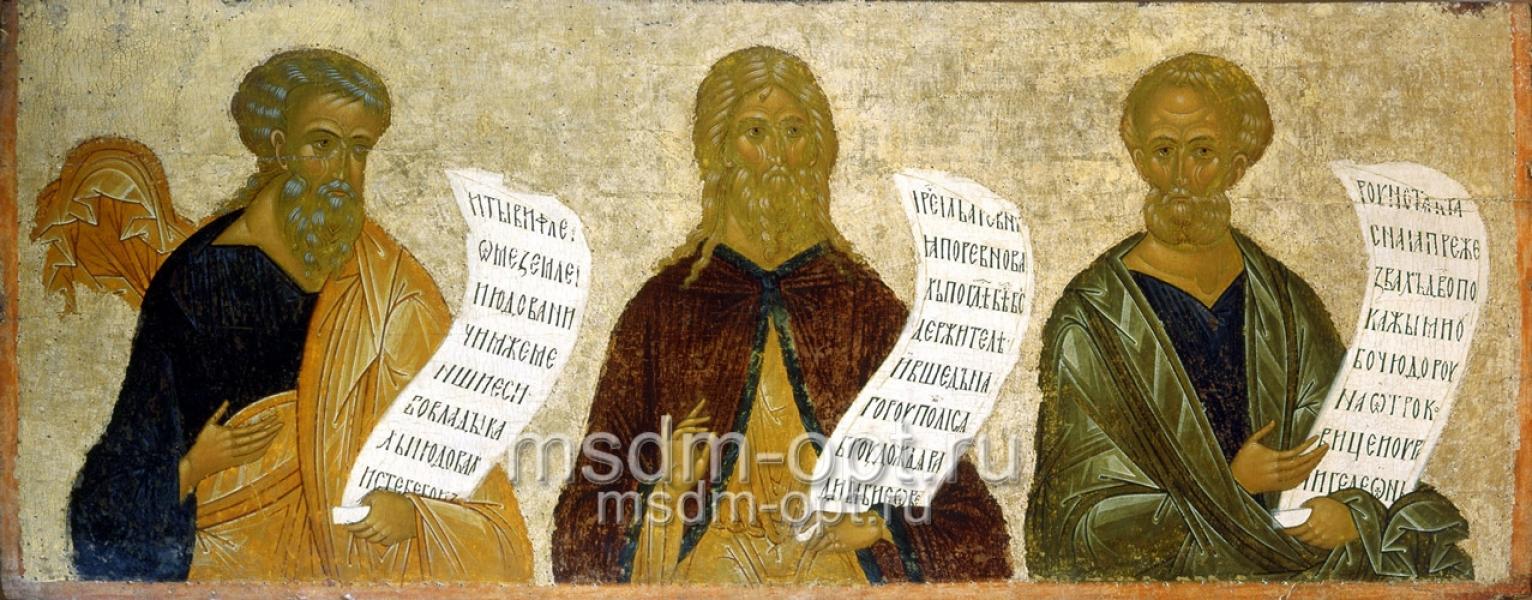 Святители, икона (арт.03419)