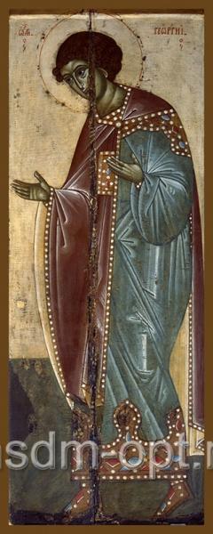 Георгий Победоносец великомученик, икона