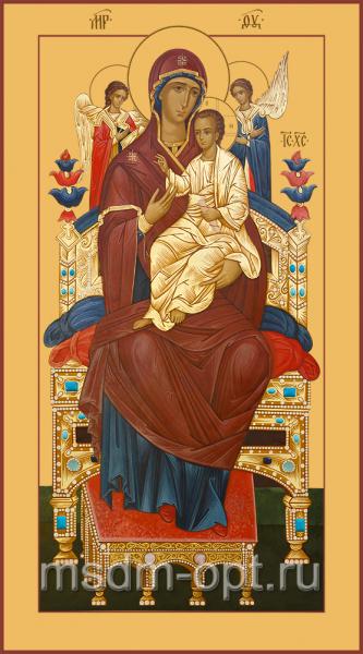 Всецарица икона Божией Матери (арт.00343)