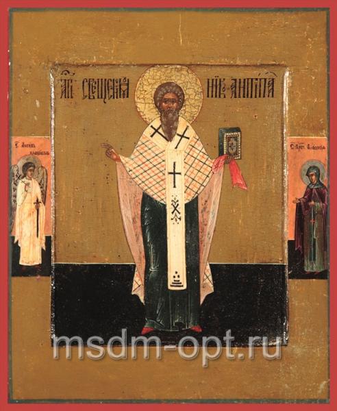 Антипа Пергамский, епископ, священномученик