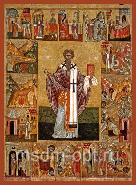 Ипатий Гангрский священномученик
