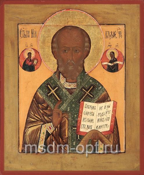 Николай чудотворец, архиепископ Мир Ликийских, святитель