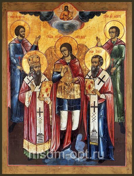 Михаил архангел икона