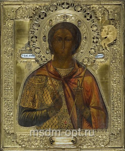 Георгий Победоносец великомученик икона (арт.03532)